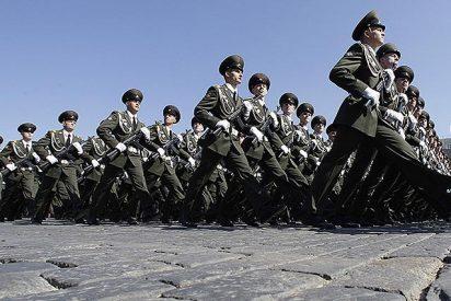 Medvédev preside en la Plaza Roja el mayor desfile militar desde caída URSS