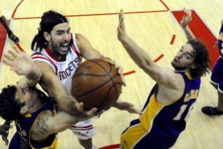 Los Lakers caen en Houston y habrá séptimo partido