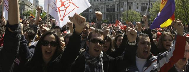 The Wall Street Journal no se explica cómo en España no hay más disturbios por el paro