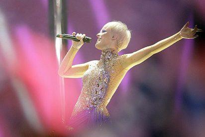 Batacazo de Soraya en Eurovisión