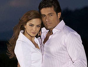La gripe porcina deja a las telenovelas sin besos