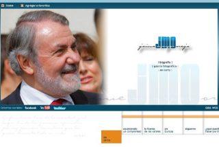 Mayor Oreja estrena web para las europeas