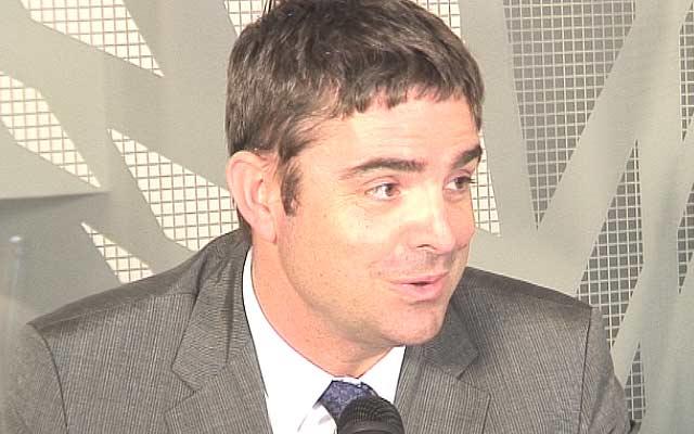 """Virginio Gallardo: """"La innovación es una forma de hablar de supervivencia empresarial"""""""