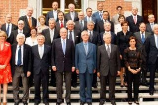 El Rey elogia el papel de la Fundación Euroamérica en favor de la cooperación entre la Union Europea e Iberoamérica