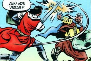 """""""El Capitán Trueno"""", por primera vez libre de censura"""