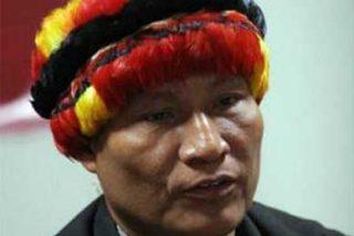 """Ortega dice que Nicaragua acoge a Pizango como a """"un hermano más"""""""