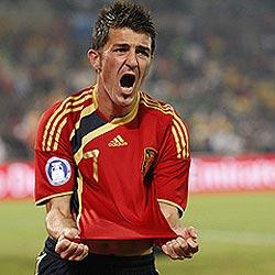 España, record mundial