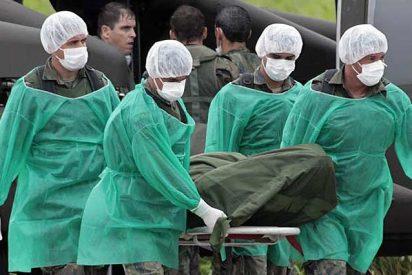 La Marina de Brasil recupera trece cuerpos más del vuelo de Air France