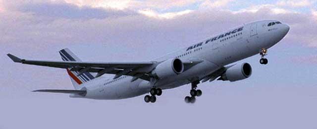 Senegal localizó en el Océano Atlántico restos que podrían ser del Airbus de Air France
