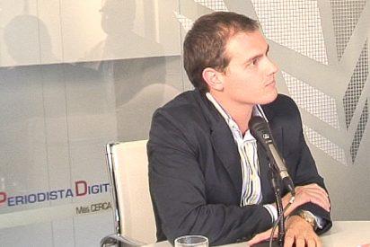 """Albert Rivera: """"Nos equivocamos al ser puristas y querer hablar de Europa"""""""