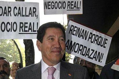 El alcalde de Puerto Real ataca otra vez al Rey y le llama ladrón