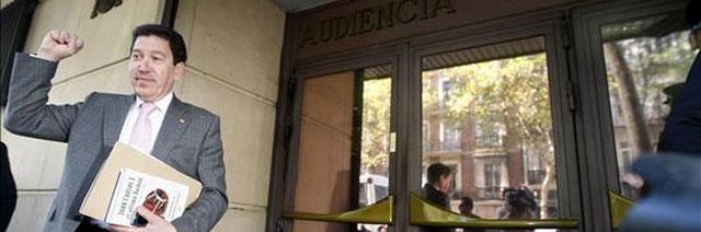 La Audiencia multa al alcalde de Puerto Real con 6.840 euros por injurias al Rey