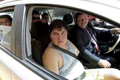 Los jefes del boliviano que perdió un brazo declaran ante el juez