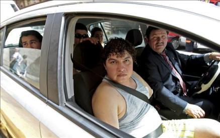 El boliviano que perdió un brazo en un accidente laboral recibe el alta