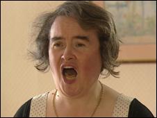 Susan Boyle gana 9800 euros por cada minuto que actúa