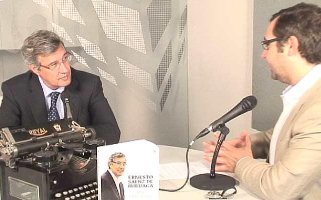 """Ernesto Sáenz de Buruaga: """"La educación para la ciudadanía empieza en las televisiones"""""""