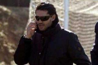 El ex futbolista Caminero, detenido por narcotráfico