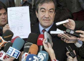 La Justicia da un revolcón a El País por relacionar a Cascos con el caso Gürtel