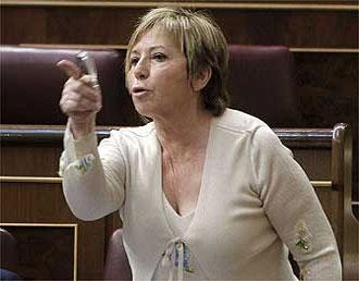 El PP amenaza a Celia Villalobos con una sanción económica por ir a su aire con el aborto