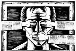 Irán supera a China como mayor carcelero de periodistas del mundo