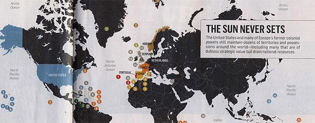 Ceuta y Melilla, colonias de España, según 'Newsweek'