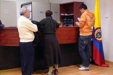 El Consulado de Colombia organiza una sesión informativa sobre programas de retorno voluntario