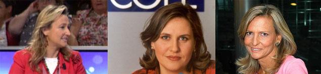 Schlichting, San Sebastián y Durán se alían en Internet para amargarle la vida a Bibiana Aído