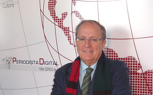 """Fernando García de Cortázar: """"Al Andalus no era ningún sueño de convivencia"""""""