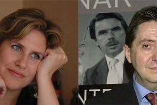 Cristina López Schlichting y Federico Jiménez Losantos
