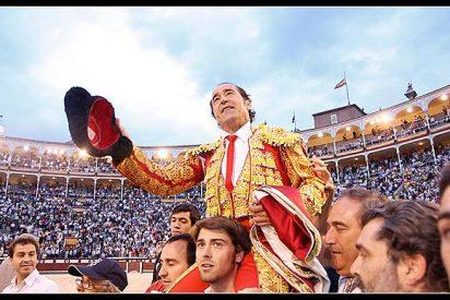 Esplá sale por la puerta grande de Las Ventas en su despedida de Madrid