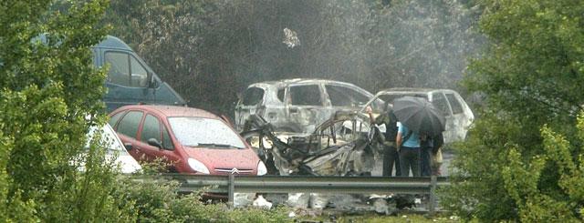 ETA mata a un Policía Nacional con una bomba lapa en su coche en Bilbao