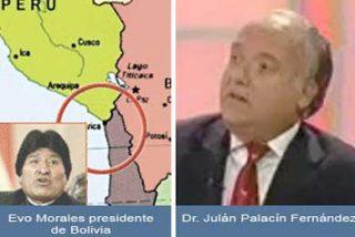 Evo Morales duerme con el enemigo