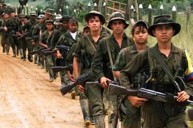 Las FARC reclutan a jóvenes panameños