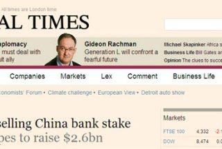 'Financial Times' arrecia de nuevo contra ZP