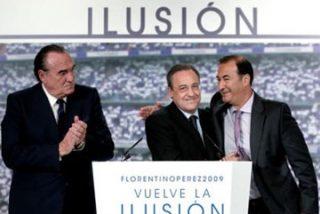 Florentino se 'mete' en los planes azulgranas