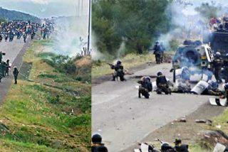 Unas fotos probarían el ataque contra policías en la selva peruana