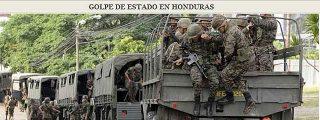 El Ejército expulsa aa Zelaya de la presidencia de Honduras y el Congreso coloca en su lugar a Micheletti