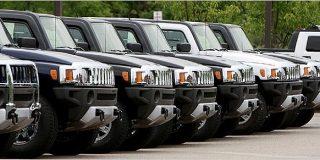 Una compañía china compra la marca de todoterrenos Hummer a General Motors