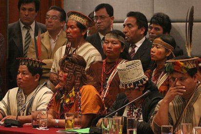 Perú permite salir del país al líder de las protestas indígenas
