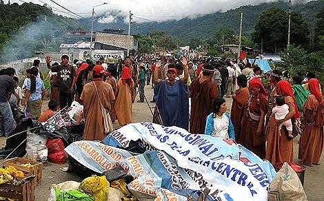 El Gobierno peruano da marcha atrás y derogará dos leyes de la selva que afectan a indígenas