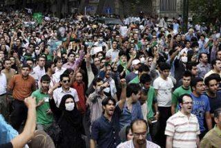 Irán: la revolución Twitter quiere libertad ya
