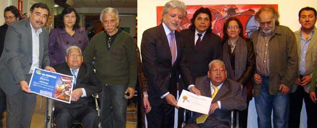 Fallece en Madrid Julio León Gómez, uno de los grandes pintores peruanos