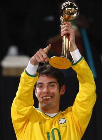 Brasil, campeón de la Copa Confederaciones