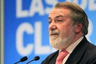 """Mayor Oreja: """"Uno no se puede quedar en su casa sin ir a votar con la crisis que estamos padeciendo"""""""