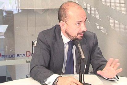 """Miguel Ángel Villanueva: """"Madrid entiende por nuevo modelo productivo el apoyo a emprendedores y a las TIC"""""""