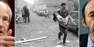 Los policías plantan a Rubalcaba y Montilla por usar a la víctimas de forma «descarada y torpe»