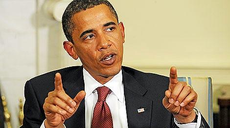 """Obama: """"Sería un error por mi parte estar callado con lo que se ve en Irán"""""""
