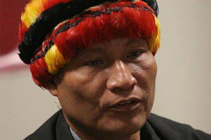 El líder indígena de Perú pide asilo a Nicaragua