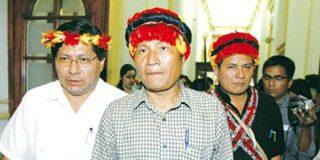 Nicaragua concede asilo político a líder indígena peruano refugiado en su embajada en Lima