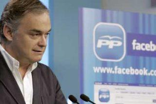 """Esteban González Pons: """"Zapatero no está en condiciones de retarnos a una moción de censura porque ayer fue censurado por los votantes"""""""